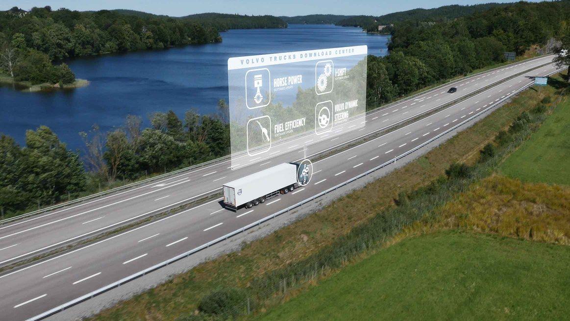 Volvo Trucks Zukunftstrends & Innovationen