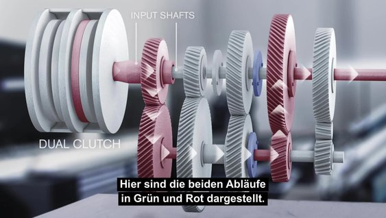 Wie I-Shift Dual Clutch funktioniert