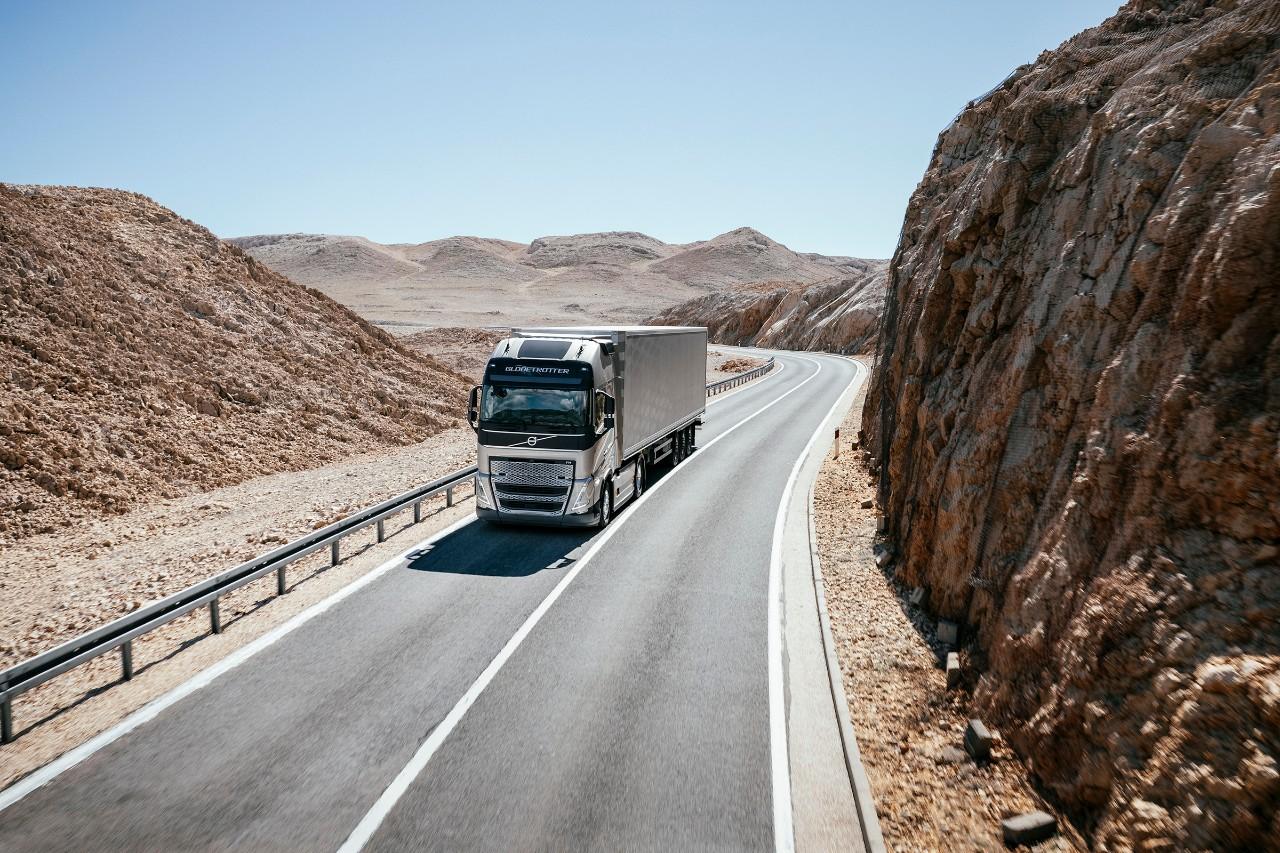 I-Shift Software-Upgrade für Schwerlasttransporte